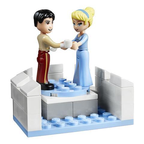 LEGO Disney Princess: Волшебный замок Золушки 41154 — Cinderella's Dream Castle — Лего Принцессы Диснея