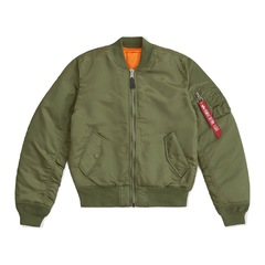 Куртка бомбер Alpha Industries MA-1 Slim Fit/European Sage Green