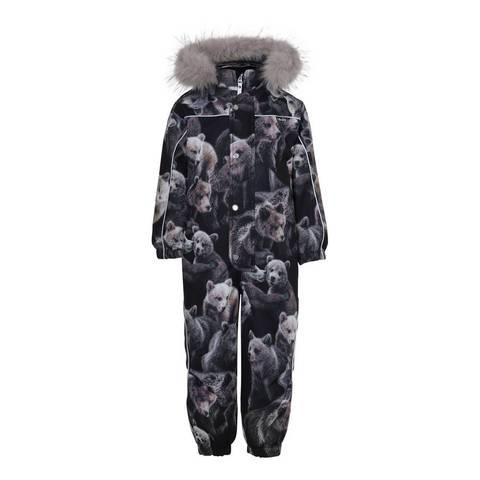 Комбинезон Molo Polaris Fur Teddy