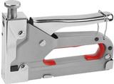Пистолет DEXX скобозабивной, металлический регу...
