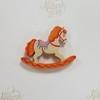 Лошадка с седлом
