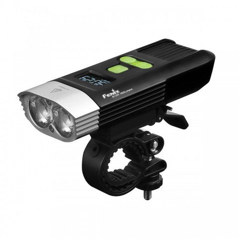Фонарь светодиодный для велосипедов Fenix BC30R, 1800 лм, встроенный аккумулятор