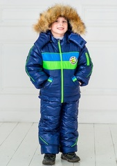 Зимний комбинезон-костюм Sport