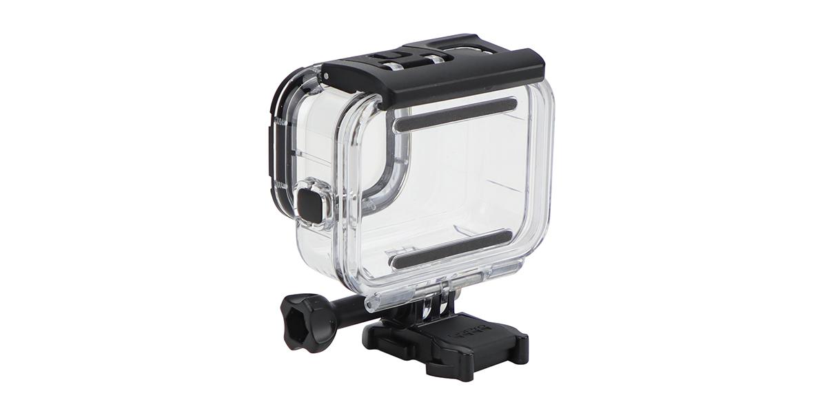Водонепроницаемый бокс для камеры HERO8 GoPro Dive Housing (AJDIV-001) вид сзади