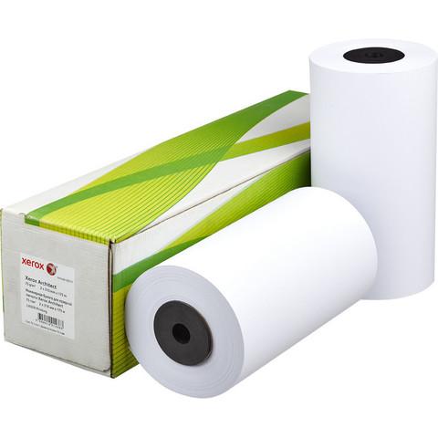 Бумага для ОфТех Xerox Architect (175мх310мм,д.76мм,75г)