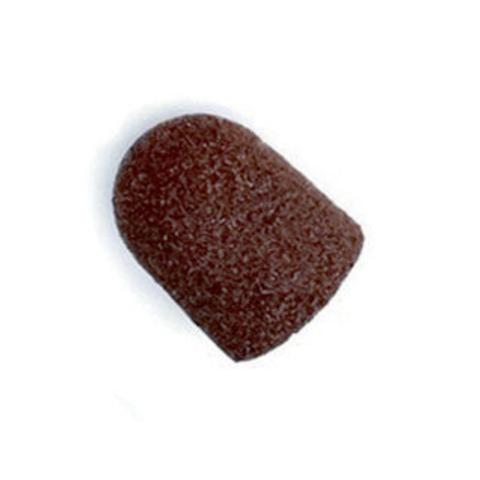 Колпачок абразивный 13 мм. коричневый #120