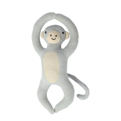 Погремушка обезьянка