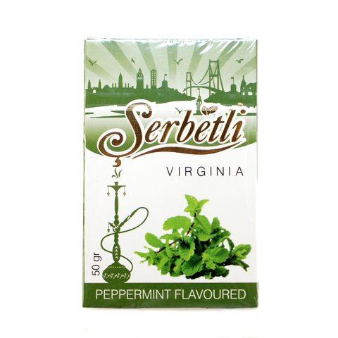Табак для кальяна Serbetli Peppermint 50 гр.