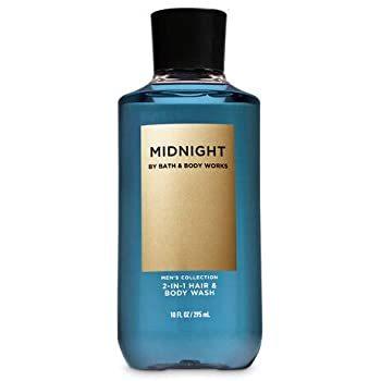 Гель для душа Bath&BodyWorks Midnight Men's Collection 3in1 Hair,Face & Body Wash 295 мл
