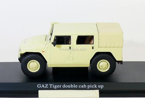 GAZ-233001 Tiger 1:43 Start Scale Models (SSM)