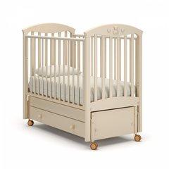 Кровать детская Марсель слоновая кость