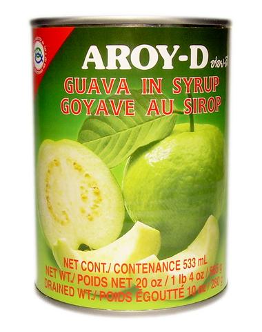 Гуава в сиропе AROY-D 565 гр.