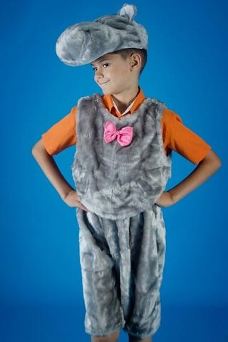 Карнавальный костюм Бегемота 1