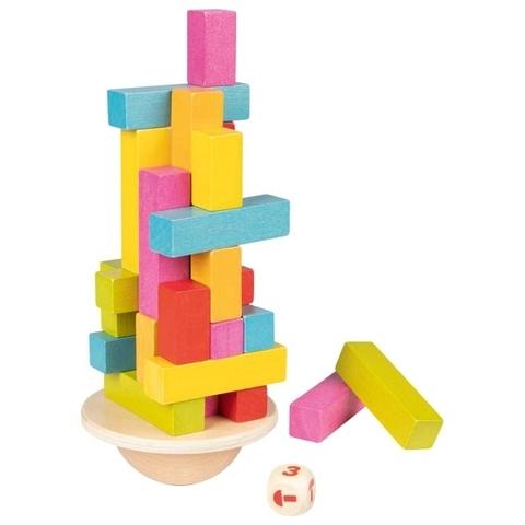 Балансир деревянный Танцующая башня, Goki