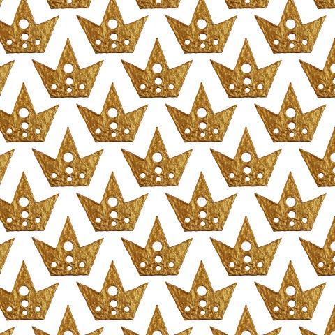 Короны золотые винтаж