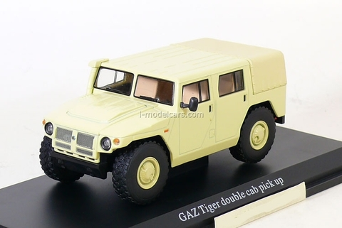 GAZ-233001 Tiger 1:43 Start Scale Models (SSM)