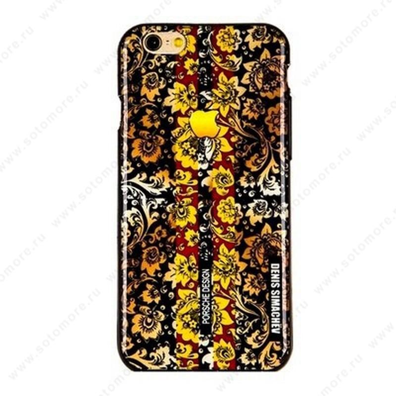 Накладка Denis Simachev силиконовый для Apple iPhone 6s Plus/ 6 Plus вид 6