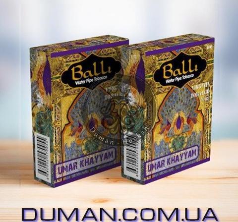 Табак Balli UMAR KHAYYAM (Балли Омар Хайям - Кактус, Грейпфрут, Питая, Лед)