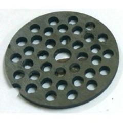 Решетка мясорубки Помощница D=53,5mm h=3mm, отв.-4mm