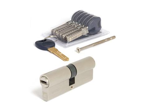 Цилиндрический механизм Apecs Premier CD-68(31/37С)-C-NI никель