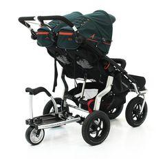 Подножка TFK Multiboard для коляски Joggster, Twin Models для второго ребенка T-00-112