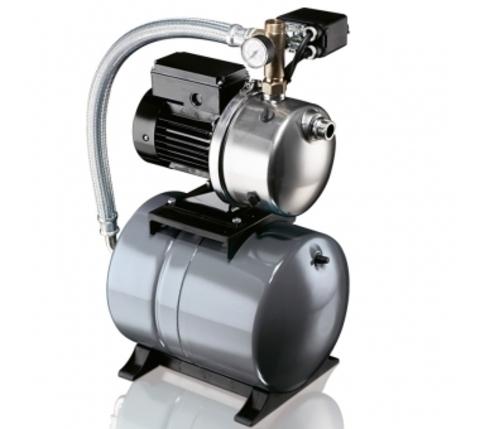 Насосы Grundfos Hydrojet JP6 бак 60 литров