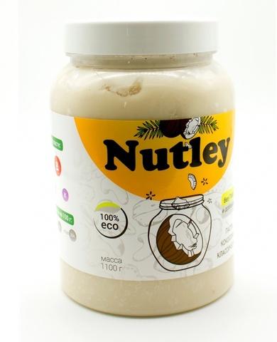 Паста кокосовая классическая Nutley, 1кг