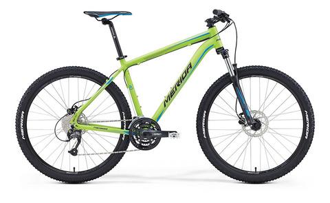 Merida Big.Seven 40-D (2016)зеленый