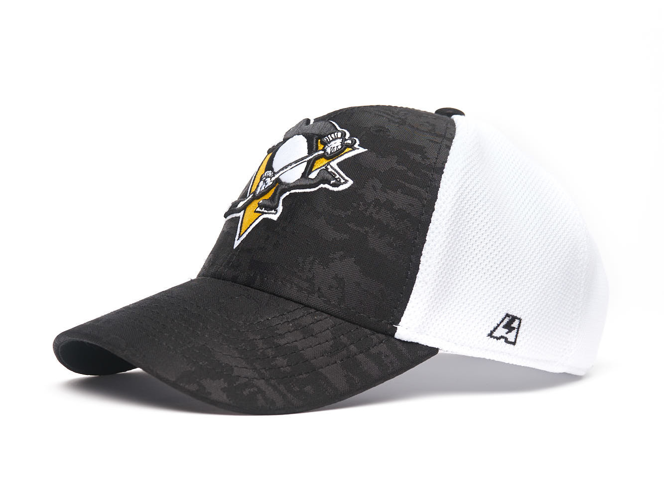 Бейсболка NHL Pittsburgh Penguins (размер S)