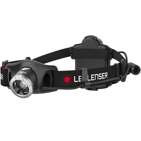 Фонарь налобный Led Lenser (7297) H7.2 черный светодиод 250lx AAAx4
