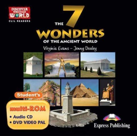 The 7 Wonders of the Ancient World. Teacher's multi-ROM