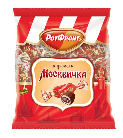 """Карамель """"Рот Фронт"""" москвичка в шоколаде, 250 г"""
