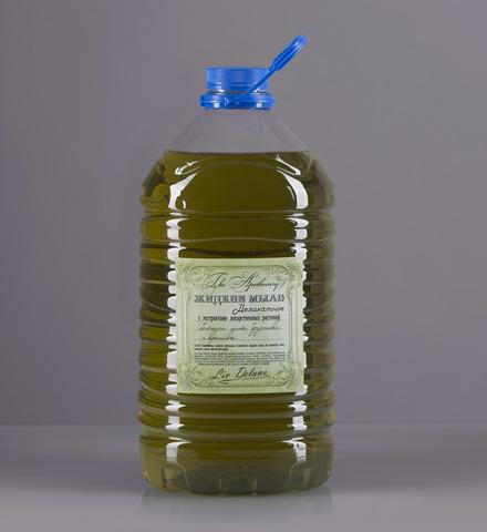 Liv delano The Apothecary Жидкое мыло деликатное с экстрактами лекарственных растений облепихи, липы, брусники и крапивы  5000г