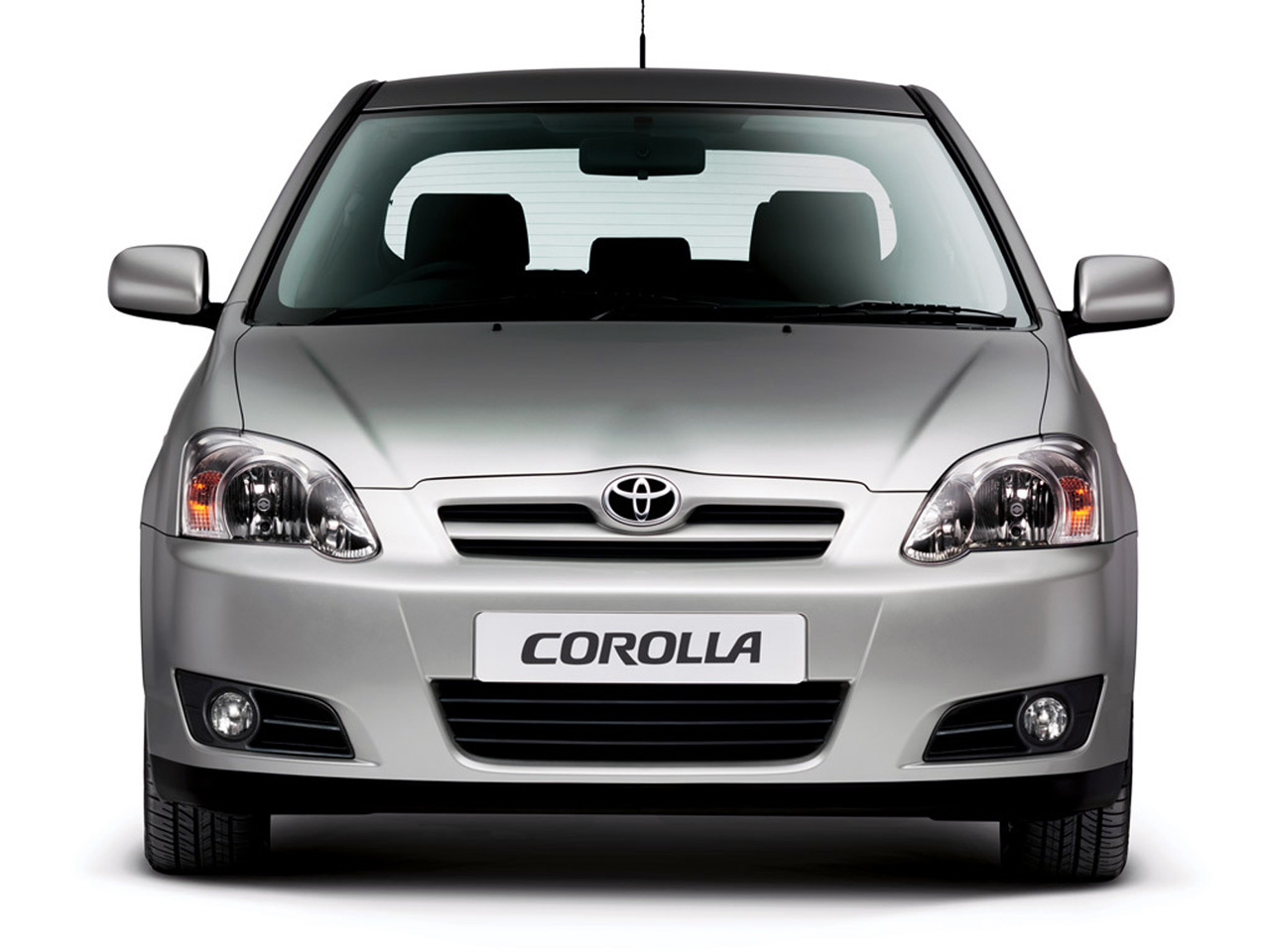 TOYOTA Corolla (HB) 2001-2006