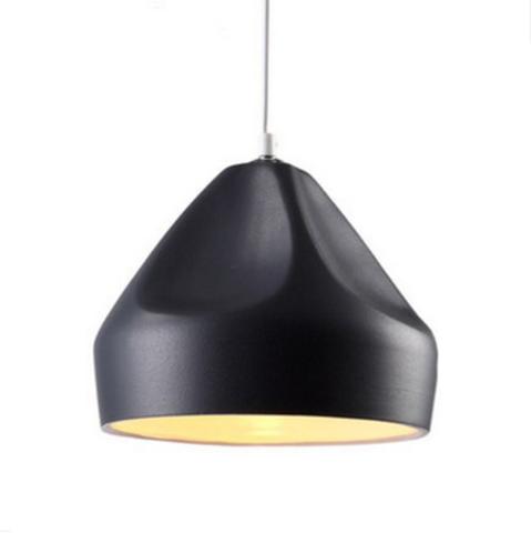 Подвесной светильник копия Pleat Box by Marset D23 (серый)