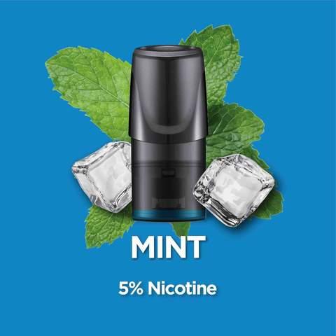 Сменный Картридж RELX 2ml Mint 5% (1шт)