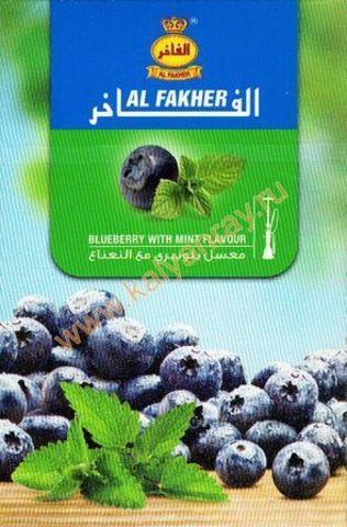 Al Fakher Черника с мятой