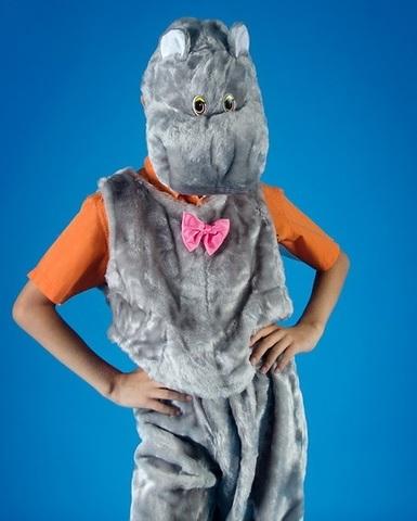 Карнавальный костюм Бегемота 2