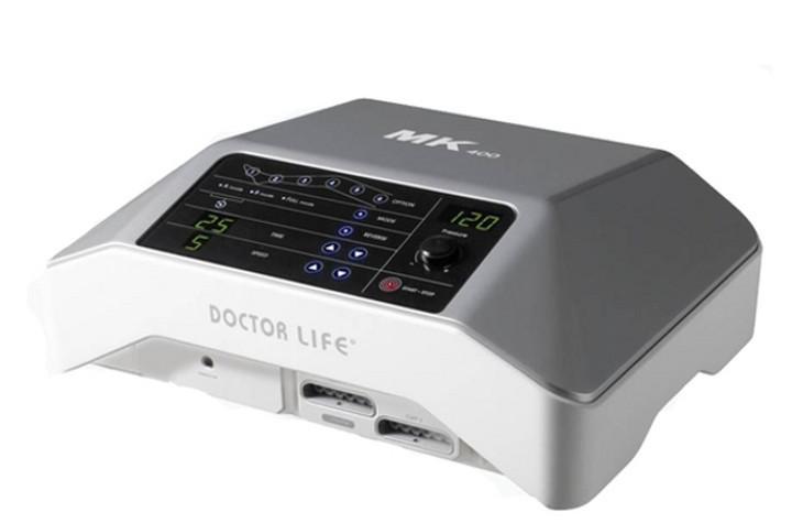 Doctor Life Аппарат для прессотерапии лимфодренажа MARK 400 + манжеты для ног + пояс для похудения + манжета на руку mark-400.jpg