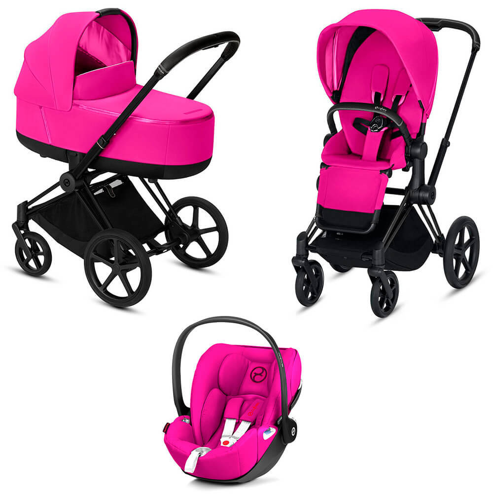 Цвета Cybex Priam 3 в 1 Детская коляска Cybex Priam III 3 в 1 Fancy Pink шасси Matt Black cybex-priam-iii-3-in-1-passion-pink-matt-black.jpg