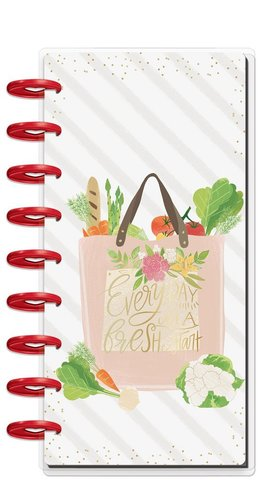 Блокнот Classic Half Sheet Notebook 14х24 см - Foodie