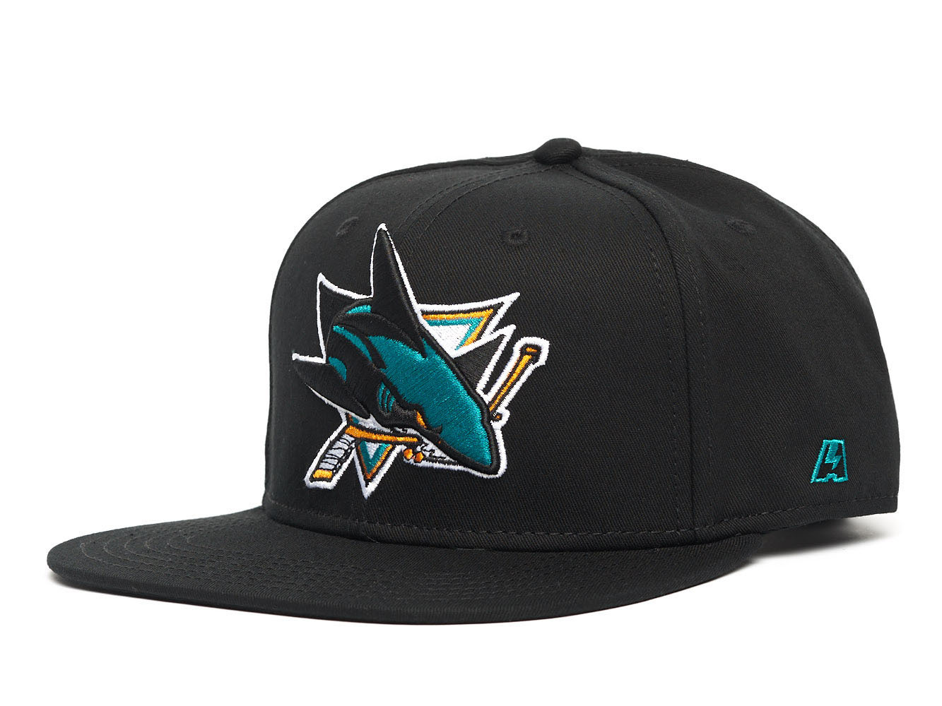 Бейсболка NHL San Jose Sharks Snapback
