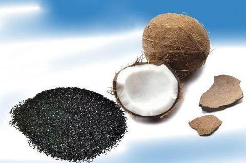Активированный гранулированный кокосовый уголь (К835) 1 кг