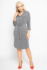 <p>Женственность всегда в тренде! Уютное, модное платье на осень.Идеальный вариант на каждый день.</p>