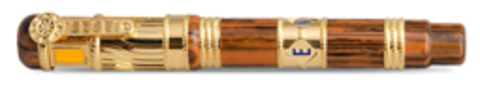Ручка перьевая Ancora Admiral Wood (Адмирал)123
