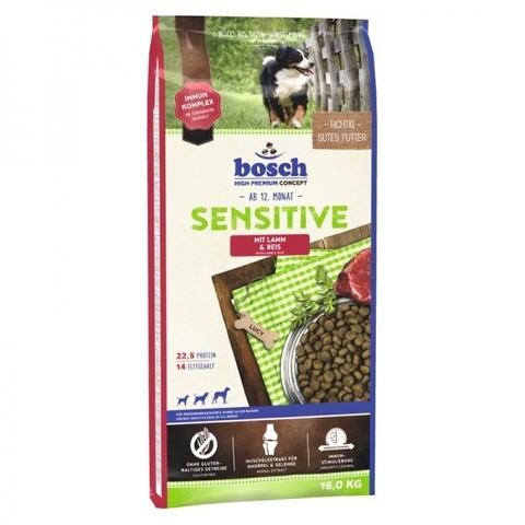 Bosch Sensitive Lamb & Rice 15 кг