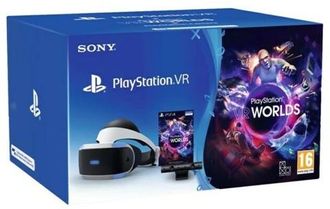 Шлем виртуальной реальности Playstation VR V.2