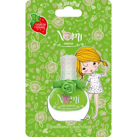 Лак для ногтей №21 Зеленое яблоко (на блистере)