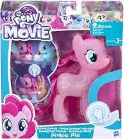 My little pony shinning friends