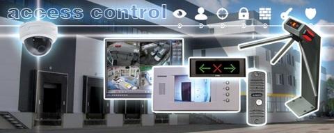 Системы контроля и управления доступом (СКУД) Контрольные панели управления RA-101